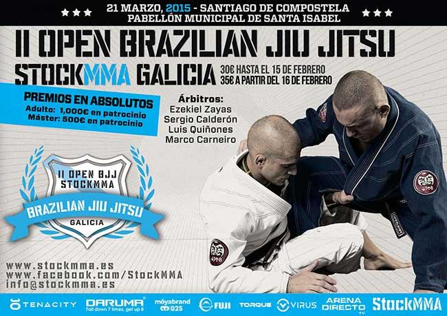 Checkmat bjj madrid en el segundo Open de Brazilian Jiu Jitsu StockMMA