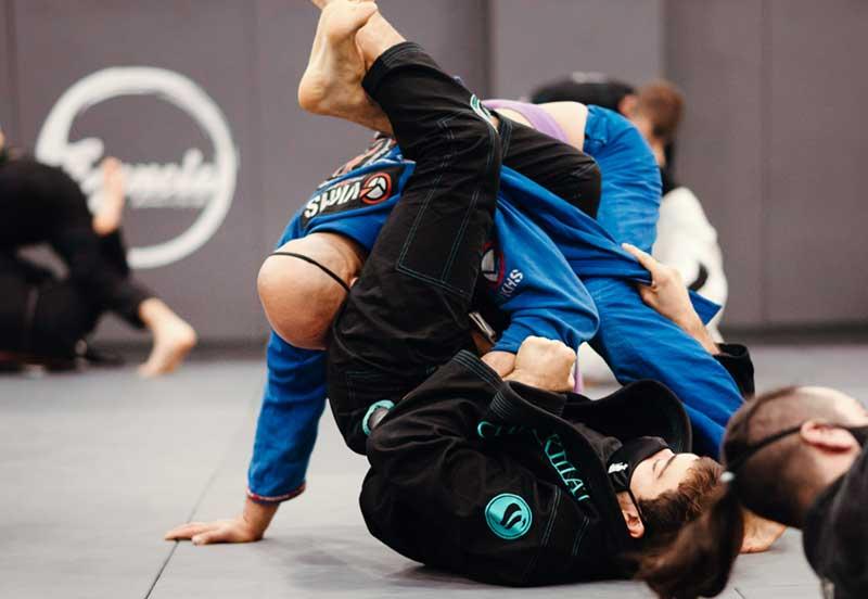 clases de jiu jitsu en madrid -  combate
