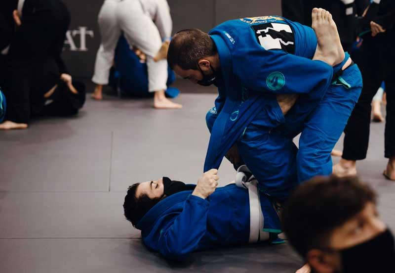 clases de jiu jitsu en madrid -  especifico