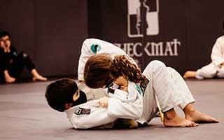 jiu jitsu para niños - programa infantil de entrenamiento