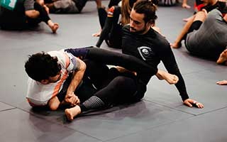 bjj madrid defensa personal