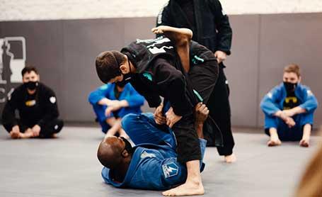 jiu jitsu en madrid programa avanzado