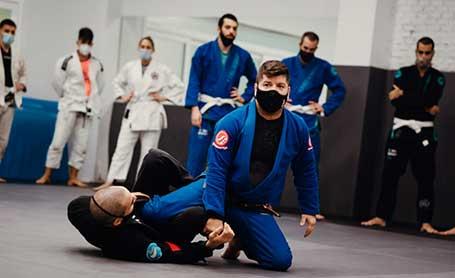 jiu jitsu en madrid programa básico